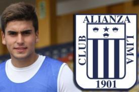 Alianza Lima: Víctor Cedrón ya es jugador íntimo