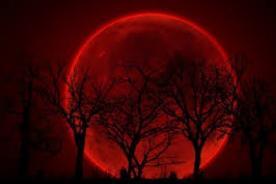 Eclipse lunar: Conoce las profecías que esconde la luna roja