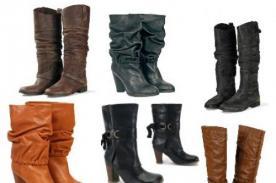 Conoce el tipo de botas que debes usar