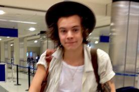 Harry Styles viajó a EEUU para asistir a Coachella, ¿con Kendall Jenner?