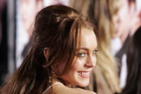 Lindsay Lohan: Los hombres sólo fueron una distracción para mí en el pasado
