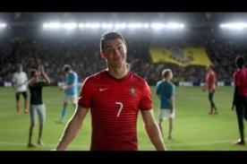 Nike: Cristiano Ronaldo, Neymar y Zlatan Ibrahimovic en alucinante spot - VIDEO