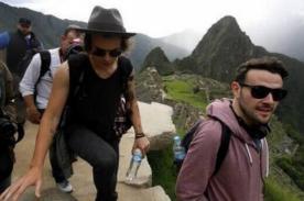 Cusco: Harry Styles y Liam Payne de One Direction en Machu Picchu - FOTOS