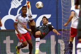 Bundesliga: Golazo de chalaca de Claudio Pizarro en el Top 5 de la fecha - VIDEO
