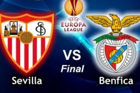 Benfica vs Sevilla: Minuto a minuto en vivo (0-0) - Final Europa League
