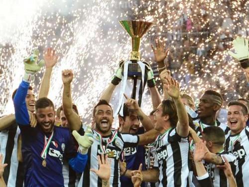 Juventus hizo historia al acabar el Calcio Italiano con 102 puntos