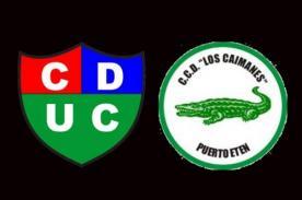 Fútbol peruano en vivo: Unión Comercio vs. Los Caimanes - Torneo Apertura 2014 por CMD