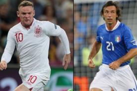 ¿A qué hora jueganInglaterra contra Italia? – Hora Peruana – Mundial Brasil 2014