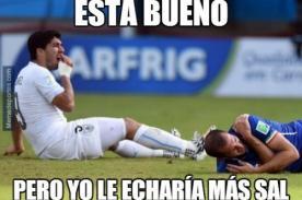 Mundial 2014: Mira los memes de la mordida de Luis Suárez  [Fotos]