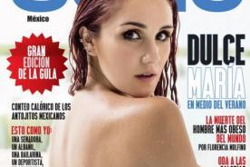 Dulce María se animó a aparecer para la revista SoHo de México [Fotos]