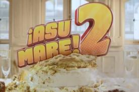 Asu Mare 2: Difunden trailer teaser de la nueva película de Cachín [VIDEO]