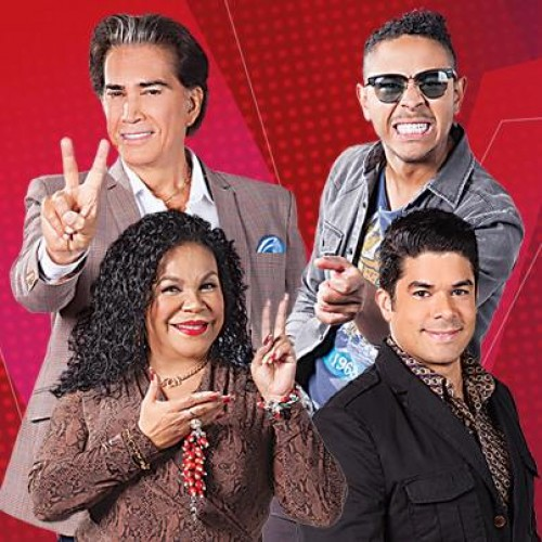 Los coachs de la Voz Perú juntos en concierto el próximo 20 de diciembre
