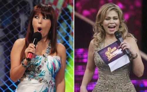 Ráting: Magaly Medina se impuso a Gisela Valcárcel con escándalo de Angie y Nicola