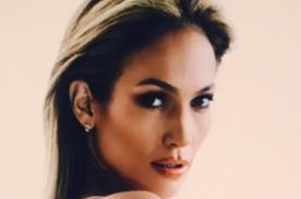 Jennifer López luce toda su belleza en sensual sesión de fotos - FOTO