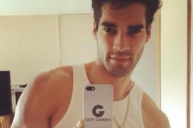 Aparecen fotos que Guty Carrera enviaba por Snapchat - VIDEO