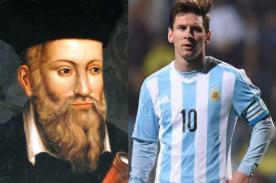¿Nostradamus predijo renuncia de Messi a la selección Argentina? - VIDEO