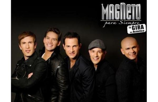 Magneto en Lima: Banda deja su huella en América Televisión