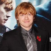 Rupert Grint se rió de Emma Watson y Daniel Radcliffe cuando grabaron el beso