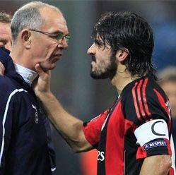UEFA Champions League: Gattuso se disculpó con el Totteham pero ya evalúan sanción