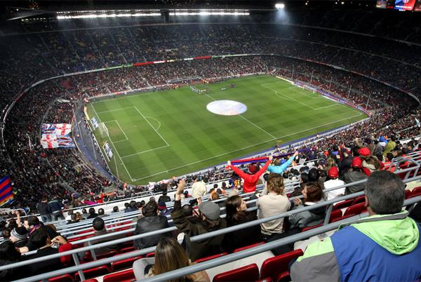 Copa del Rey: La final se jugará en el estadio Camp Nou en Barcelona