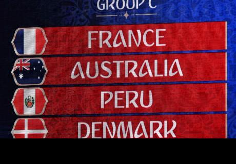 Mundial Rusia 2018: Conoce las fechas y horas de los partidos de Perú