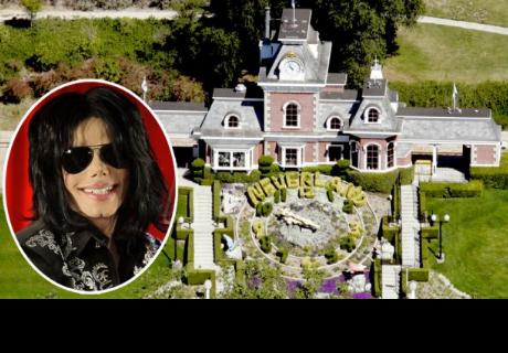 Estos objetos aterradores fueron encontrados en el rancho de Michael Jackson