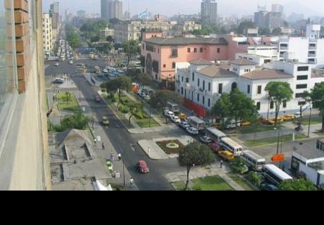 Así era la Avenida Arequipa en los años 30 ¡No creerás cómo lucía!
