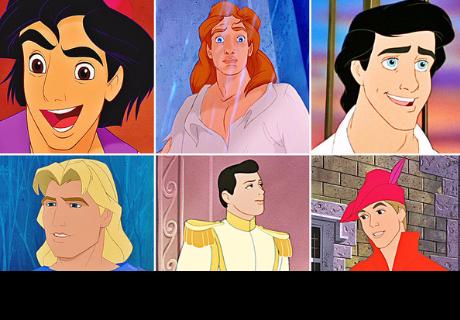 Así lucirían los príncipes de Disney con cuerpos más realistas (VIDEO)