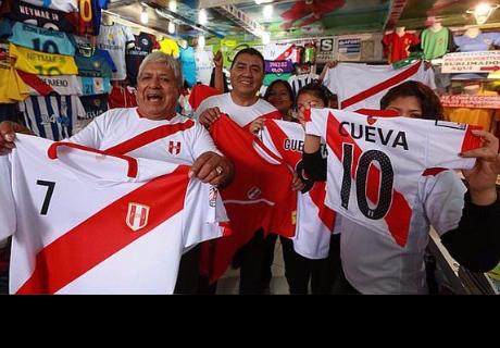 Selección peruana: Camiseta para Rusia 2018 tendría modelo especial