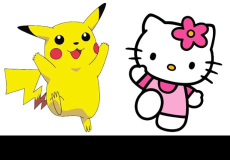 Japón: ¡Pikachu y Hello Kitty son nombrados embajadores!