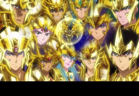 Caballeros del Zodiaco: Se acabó la discusión, este es el santo de oro más fuerte de todos