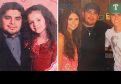 El padre de Selena Gomez que muy pocos conocen, fotos demuestran que siempre estuvo presente