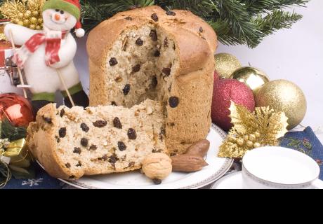 ¡Atención! Una tajada de panetón equivale a 4 panes