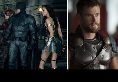 Las 6 mejores películas de superhéroes del 2017