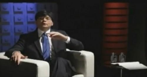 Video: Jaime Bayly es parodiado en Venezuela