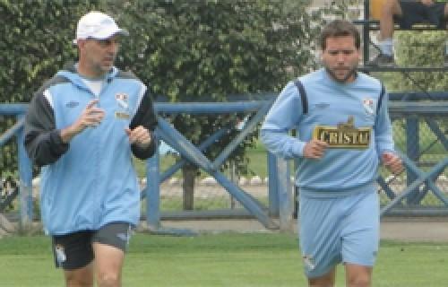 Sporting Cristal: Renzo Revoredo se lesiona y es primera baja celeste