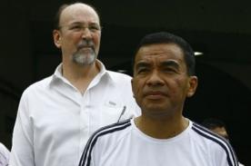 Universitario: Eduardo Guinea y Julio Pacheco llegaron a un acuerdo