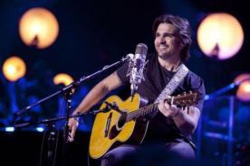 Juanes: 'La Señal' será primer sencillo de su MTV Unplugged