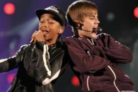 Justin Bieber celebra aniversario de película Never Say Never