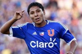 Raúl Ruidíaz quedó fuera para el choque ante Godoy por la Copa