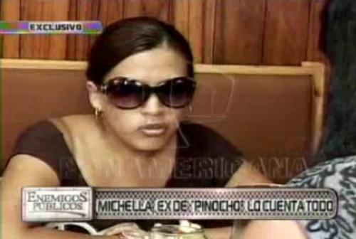 Exnovia de Pinocho afirma que no se casaron por Maribel Velarde (Video)