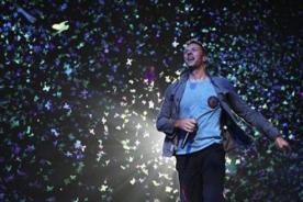 Chris Martin quedó en shock cuando Obama le dijo que escuchaba Coldplay