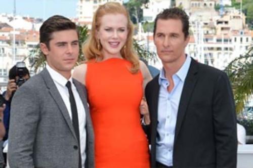 Nicole Kidman orinó sobre Zac Efron en escena de 'The Paperboy'