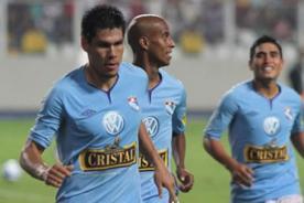 Goles del Sporting Cristal vs Unión Comercio (2-0) - Descentralizado 2012