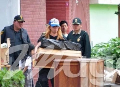 Yo Soy: Axl Rose peruano es desalojado de su casa - Foto