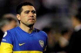 Boca Juniors no rescindirá contrato de Juan Román Riquelme