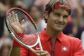 Olimpiadas 2012: Roger Federer avanzó a cuartos de final