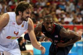 Londres 2012: Estados Unidos venció a España y se llevó el oro en Básquet