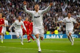 Video del Getafe vs Real Madrid (2-1) - Liga Española 2012/13
