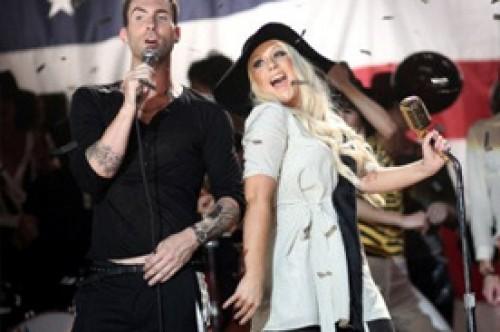Christina Aguilera extrañará las travesuras que hacía con Adam Levine